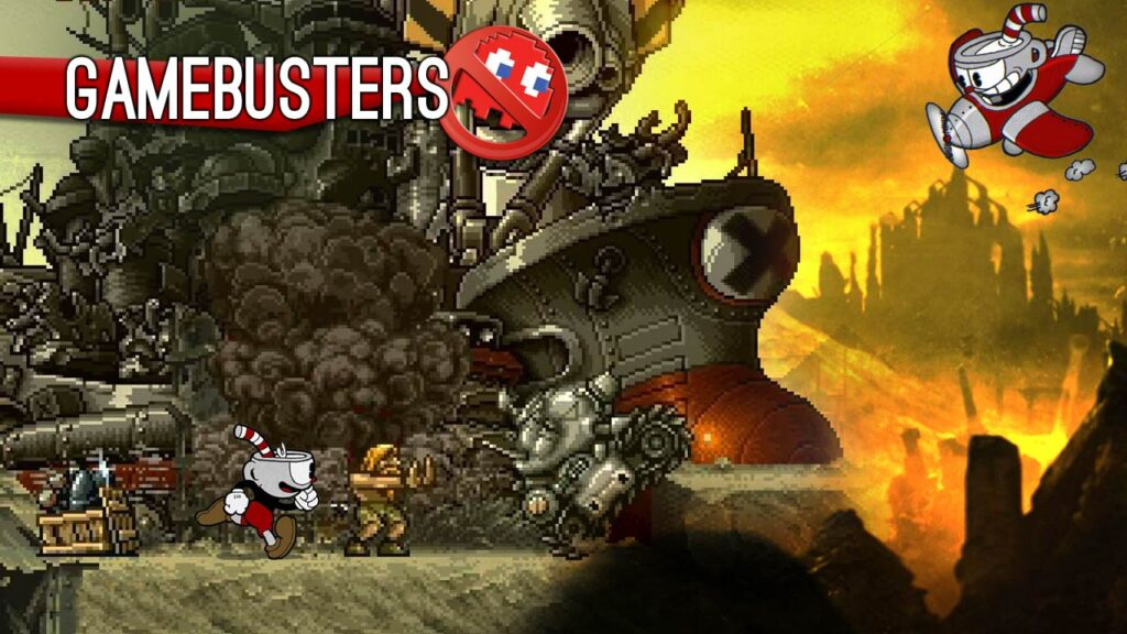 GameBusters | Cuphead: quando Metal Slug sposa Dark Souls